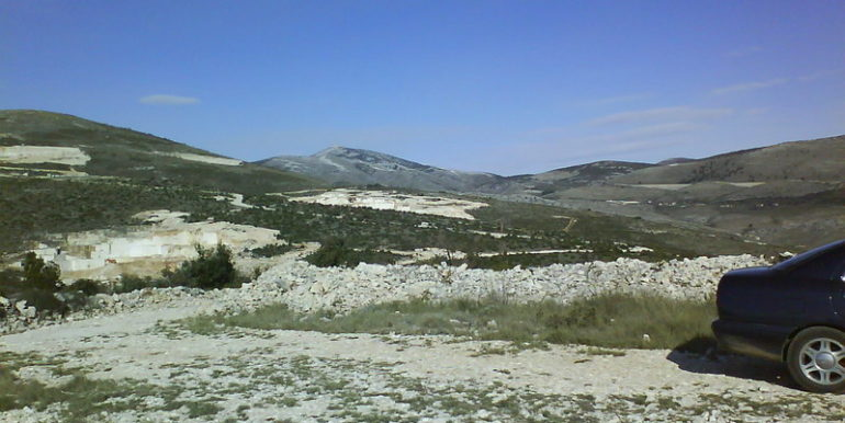 Pogled na sjever,View of the north