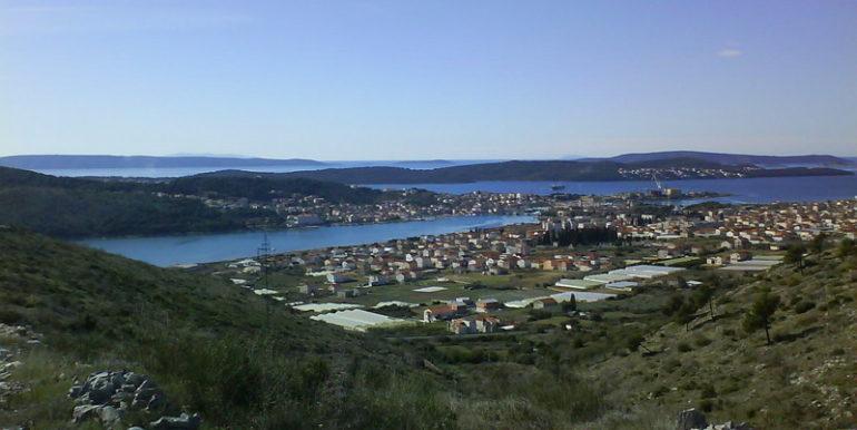 Pogled na zapad,View of the West,.