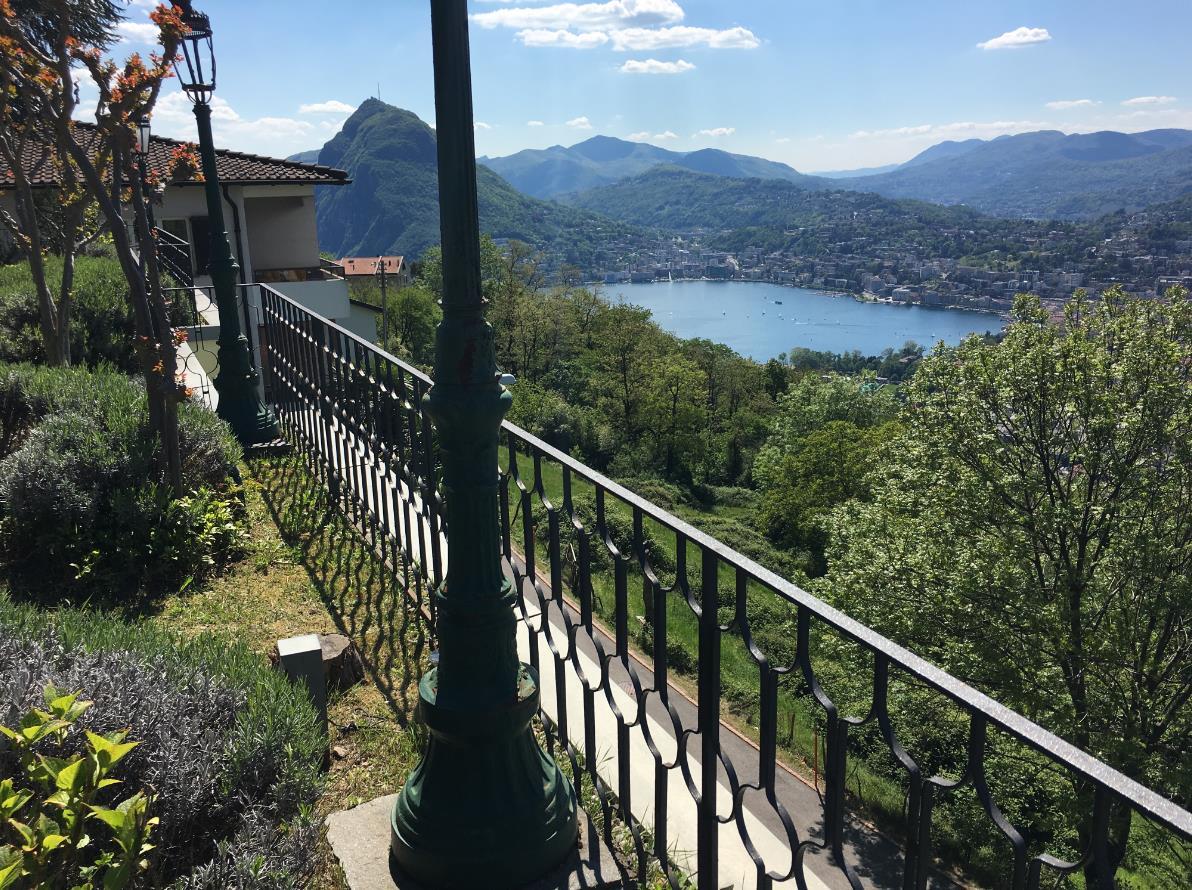 Objekt in Aldesago-Lugano
