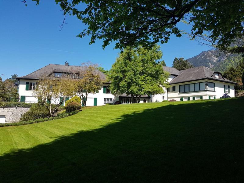 Mondäner, herrschaftlicher Landsitz im Fürstentum Liechtenstein